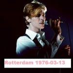 David Bowie 1976-05-13 Rotterdam ,Ahoy Sports Palais (Helden label) - SQ 7,5