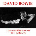 David Bowie 1976-04-08 Dusseldorf ,Philipshalle (RAW) - SQ 7,5