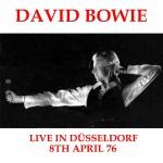 David Bowie 1976-04-08 Dusseldorf ,Philipshalle (RAW) – SQ 7,5