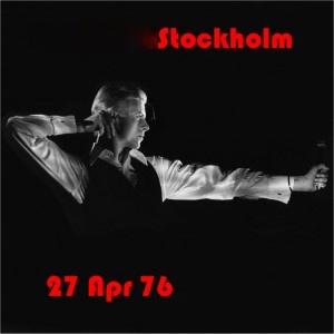 David Bowie 1976-04-27 Stockholm ,Kungliga Tennishallen - SQ 6