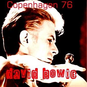 David Bowie 1976-04-29 Copenhagen ,Falkoner theatre - Live In Copenhagen - (Diedrich) - SQ 7
