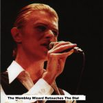 David Bowie 1976-05-03 + 07 London ,Wembley Empire Pool - The Wembley Wizard Retouches the Dial - 7,5