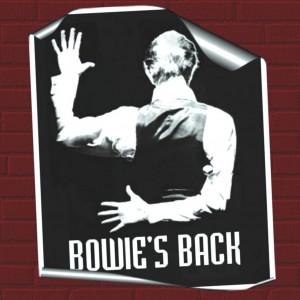 David Bowie 1976-05-07 London ,Wembley Empire Pool - Bowie's Back - SQ 7,5
