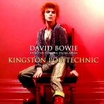 David Bowie 1972-05-06 London ,Kingston Polytechnic - Kingston Polytechnic - SQ 8