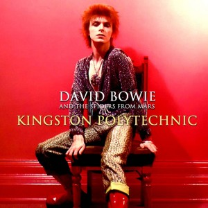 David Bowie 1972-05-06 London ,Kingston Polytechnic - Kingston Polytechnic - SQ 8
