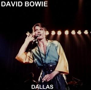 David Bowie 1978-04-10 Dallas ,Convention Center - SQ 8