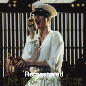 David Bowie 1978-04-11 Baton Rouge ,Louisiana State University - Live In Baton Rouge - (tape transfer - remastered) - SQ 8,5