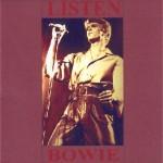 David Bowie 1978-05-02 Ottawa, Civic Centre – Listen Bowie – SQ 7+