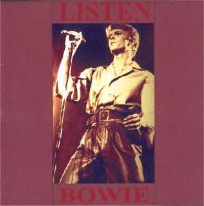 David Bowie 1978-05-02 Ottawa, Civic Centre - Listen Bowie - SQ 7+