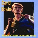 David Bowie 1978-05-22 Wien ,Stadthalle – First Stand in Wien – SQ 8