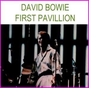 David Bowie 1978-05-24 Paris ,Pavillon de Paris - First Pavillion - (RD) - SQ 7,5