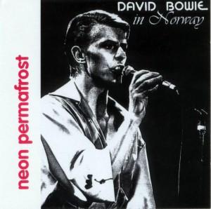 David Bowie 1978-06-05 Oslo ,Ekebergshallen - Neon Permafrost - (part 1+2) (Diedrich - SQ -8