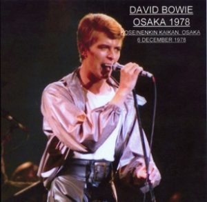 David Bowie 1978-12-06 Osaka ,Koseinenkin Kaikan Hall - Osaka 6 December 1978 - SQ -8