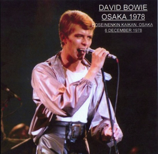 David Bowie 1978-12-06 Osaka, Japan