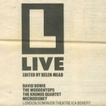 David Bowie 1988-07-01 London ,Intruders at the Palace