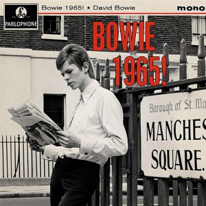 David Bowie 1965! - EP, Compilation ,Mono ,Limited Edition - SQ -9