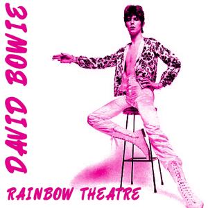 David Bowie 1972-08-20 London ,The Rainbow Theatre - The Magic Theatre - (Helden label) - SQ 8+
