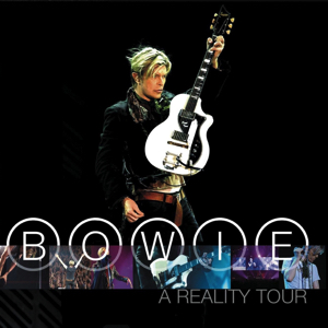 David Bowie 2003-10-08 Stockholm ,The Globe Arena (RAW) - SQ 8+