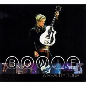 David Bowie 2003-11-28 Glasgow ,Scottish Exhibition and Conference Centre (RAW)