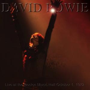 David Bowie 1972-10-01 Boston,Live At the Music Hall - 4 tracks (Diedrich) - SQ 9+