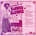 David Bowie The Superlative (Outtakes and super rare Tracks 1966-71) – SQ 8,5