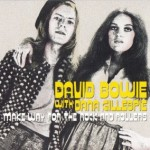 David Bowie & Dana Gillespie – Recorded at Trident Studios London 1971- Bowpromo1 (1971)