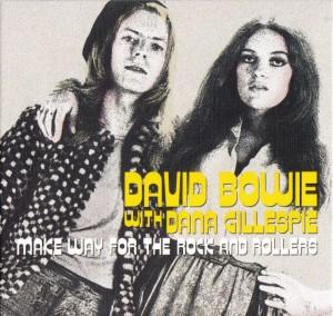David Bowie & Dana Gillespie