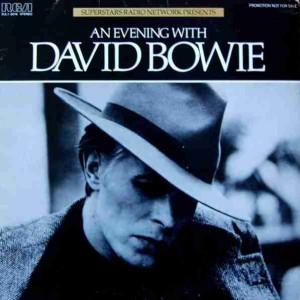 David Bowie Superstars Radio Network Present - An Evening With David Bowie - SQ -9