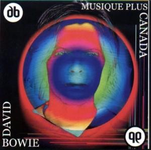David Bowie Montreal Canada, Musique Plus 1999-11-2