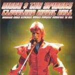 David Bowie 1972-11-25 Cleveland ,Public Auditorium (GP off master re-mastered)  – SQ 8
