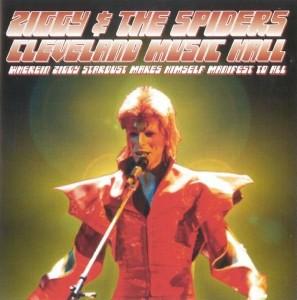 David Bowie 1972-11-25 Cleveland ,Public Auditorium (GP off master re-mastered) - SQ 8