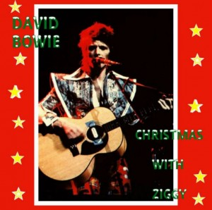 David Bowie 1972-12-24 London ,The Rainbow - Christmas With Ziggy - SQ 7+