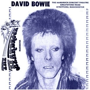 David Bowie 1972-12-28 Manchester ,Hard Rock Club (Remastered - alternative) - SQ -7