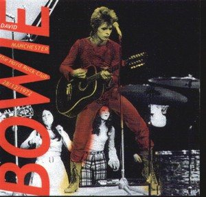 David Bowie 1972-12-28 Manchester ,Hard Rock Club - Live Manchester 1972 - (Remastered) - SQ -7