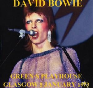 David Bowie 1973-01-05 Glasgow ,Greens Playhouse (jamesthecat) - SQ -7