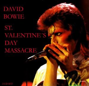 David Bowie 1973-02-14 New York ,Radio City Music Hall - St. Valentine's Day Massacre - (Diedrich) - SQ 6