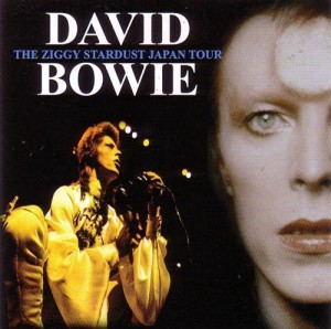 David Bowie 1973-04-10 Tokyo , Japan-The Ziggy Stardust Japan