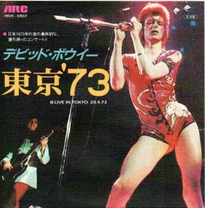 David Bowie 1973-04-20 Tokyo , Japan , Shinjuku Koseinenkin
