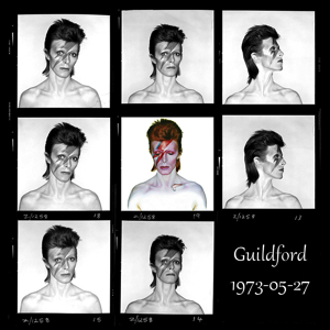 David Bowie 1973-05-27 Guildford , Civic Hall - SQ -7