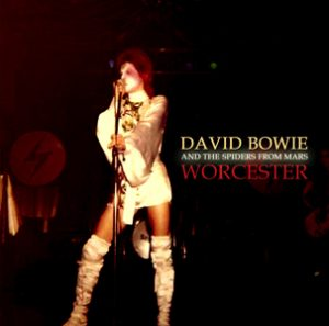 David Bowie 1973-06-04 Worcester ,Gaunt Theatre - Worcester - SQ 6+