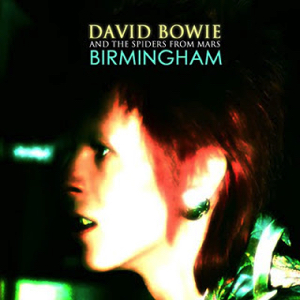 David Bowie 1973-06-22 Birmingham, UK