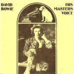 David Bowie 1973-07-03 London ,Hammersmith Odeon - His Masters Voice - (vinyl ) - SQ -9