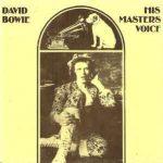 David Bowie 1973-07-03 London ,Hammersmith Odeon - His Master's Voice - (vinyl) - SQ -9