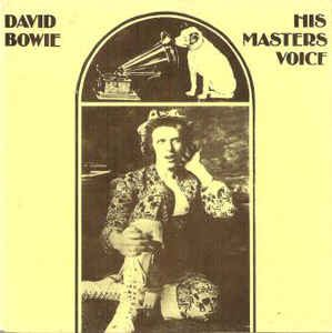 David Bowie 1973-07-03 London ,Hammersmith Odeon - His Masters Voice - (vinyl) - SQ -9