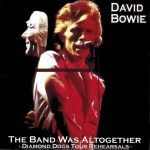 David Bowie 1974-06-08 Port Chester ,The Capitol Theater - The Band Was Altogether - (rehearsals) - SQ -7