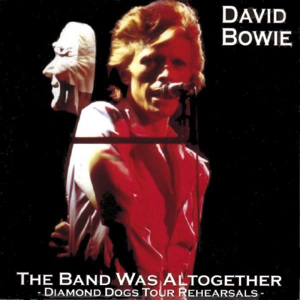 David Bowie 1974-06-08 Port Chester NY ,The Capitol Theater - The Band Was Altogether - (rehearsals) - SQ -7