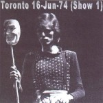 David Bowie 1974-06-16 – Toronto ,O'Keefe Auditorium – (1st show) (MW re-master RAW) – SQ 7+