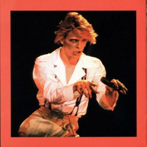 David Bowie 1974-07-12 Philadelphia ,Pennsylvania Tower Theater - SQ 6+