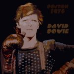 David Bowie 1974-07-16 Boston ,Music Hall (Joe Maloney master) – SQ -8