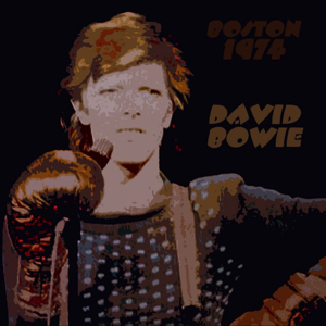 David Bowie 1974-07-16 Boston ,Music Hall (Joe Maloney master) - SQ -8